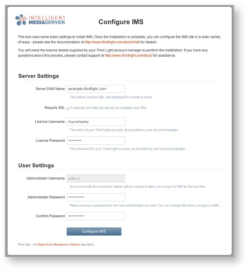 Deploying on AWS - Intelligent Media Server v6 Integration Notes