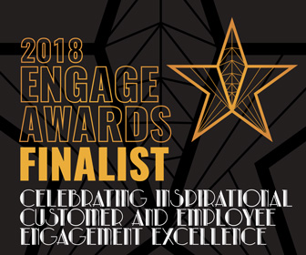 Engage Awards Finalist