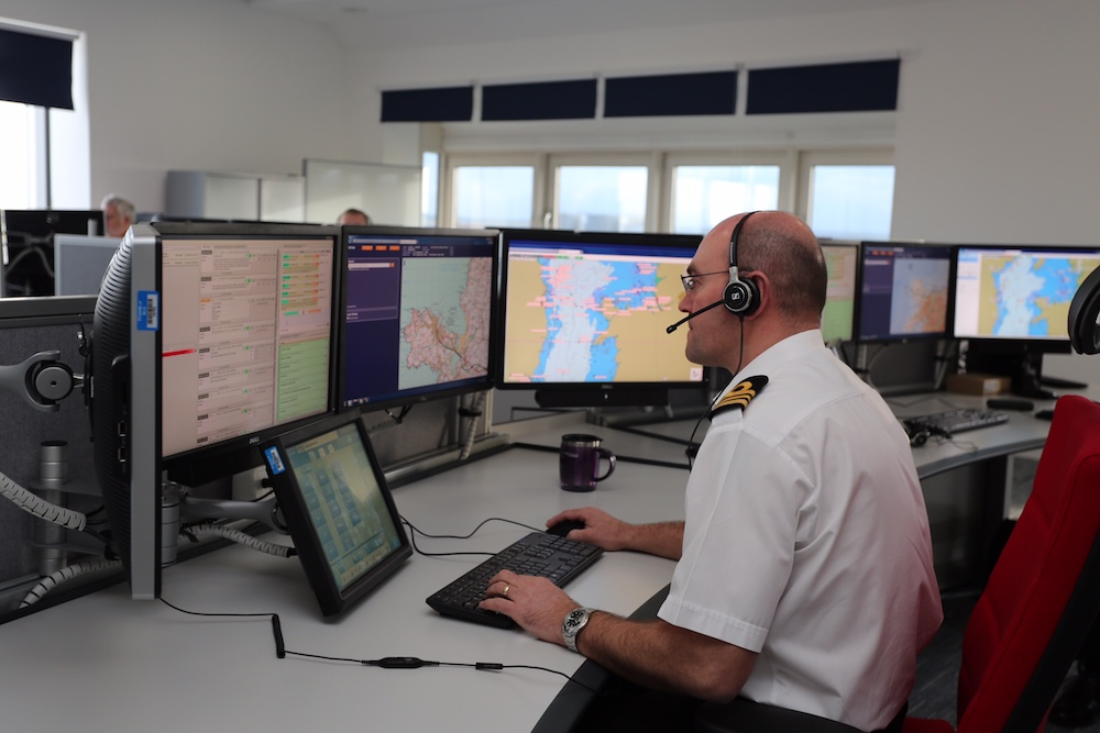 Maritime & Coastguard; media distribution through asset management solution