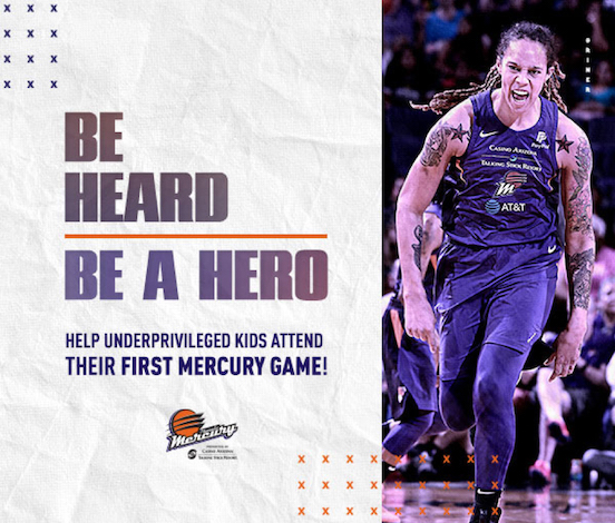 Phoenix Mercury Madness Week