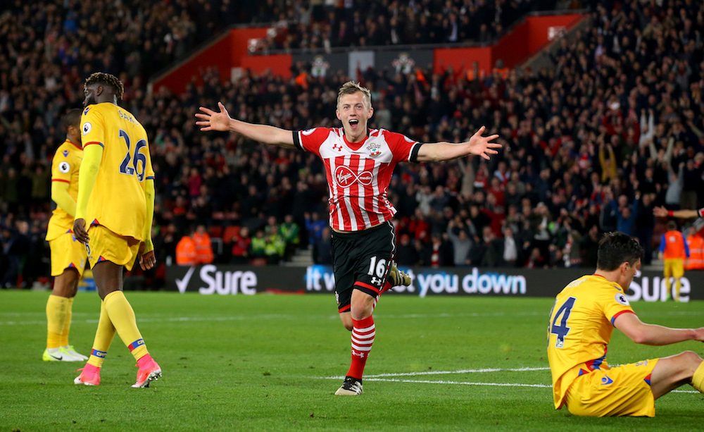 Southampton Football Club, James Ward-Prowse