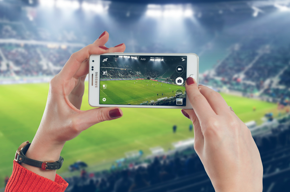 Sports leads the way with digital technology