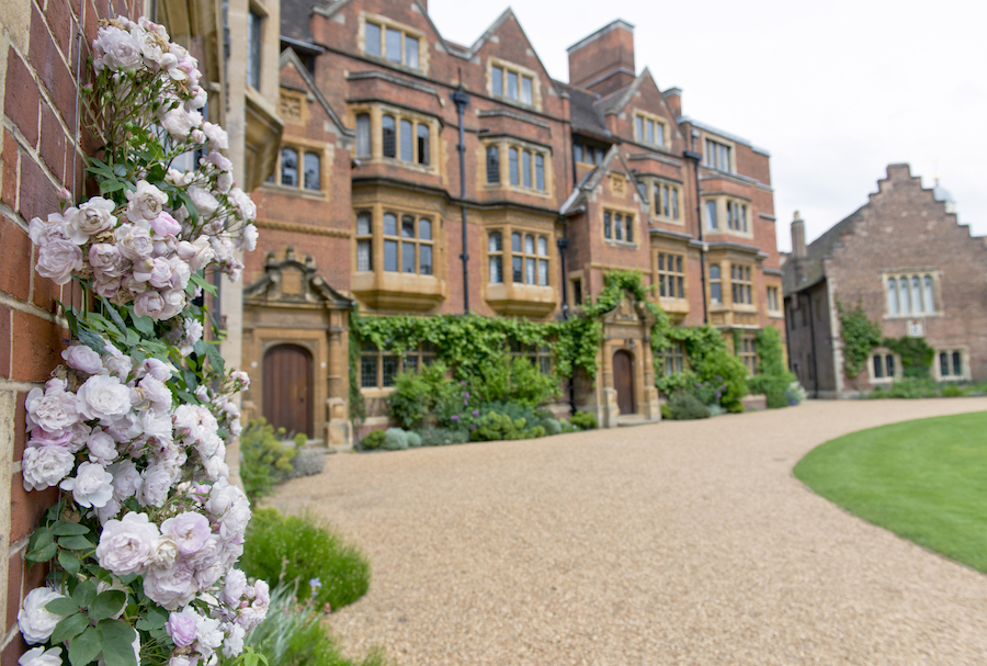 Third Light sponsored an endowed prize at Trinity Hall