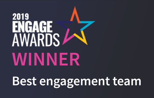 Engage Awards - Best Engagement Team