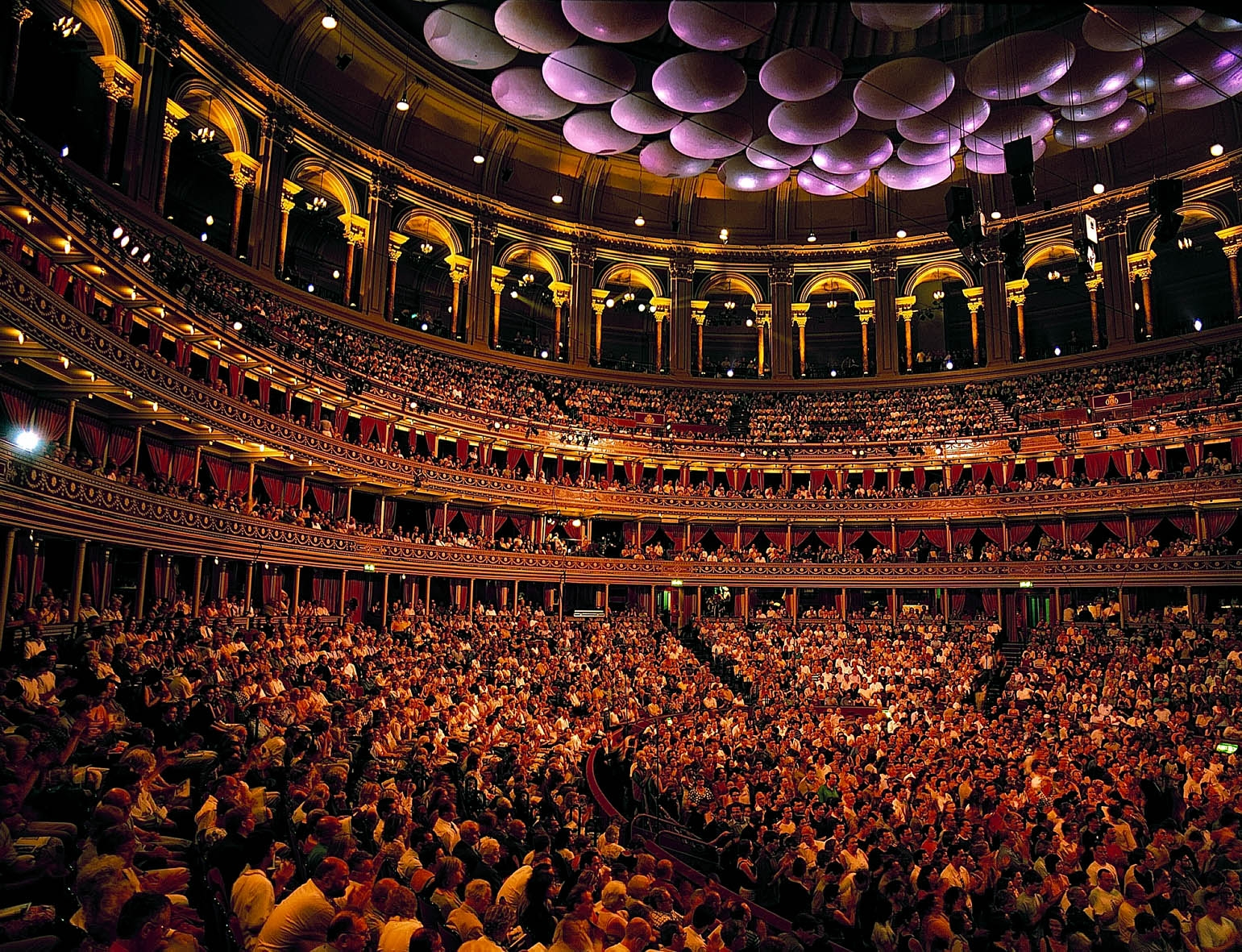 Third Light, a game changer for the Royal Albert Hall